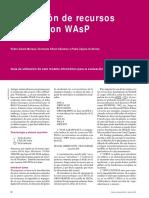 Programa Wasp - Eolico