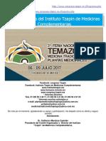 Temazcal 2017 Julio