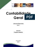 Apostila C Geral20092 Exercicios1