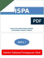 Penyuluhan ISPA Cimteng