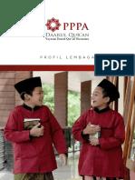 Profil Lembaga PPPA Daarul Qur'An