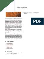 Astrogeología