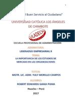AIF Monografia Estudio de Mercado en Las Organizaciones