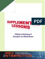 Supplemental Filipino High School Grade 9 4rth Q.pdf