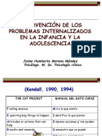"""Interv. ANSIEDAD Y DEPRESIÃ""""N EN NIÃ'OS Y ADOLESCENTES2.ppt"""