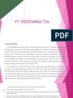 Pt Indofarma Tbk