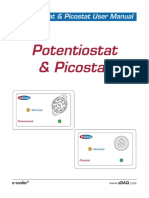 Manual Potentiostat And_Picostat