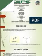 Expo Quimica Aldehidos