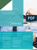 Realtime Predictive Accounting