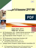Persiapan Full Assessmen Dan Witness Lsp p1