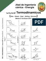 Ciclos Termodinamicos Problemas