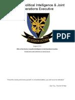 GIJOE Organizational Document