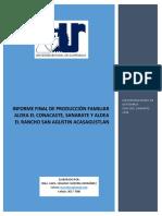 Informe Final PFA El Conacaste y El Rancho PRODUCCION[2]