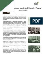 6418-5253-Historia Biblioteca Ricardo Palma 13-09-2012