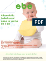 Ghid-Alimentatia Bebelusului Pana La 1 An
