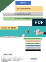 Analisis Riesgo-Escenarios y Sensibilidad Grupo B291.pptx