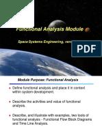 12. Functional Analysis Module V1.0