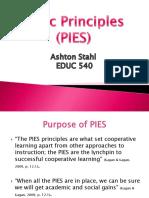 Basic Principles Pies