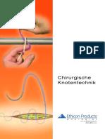 [Ethicon] Chirurgische Knotentechnik (2003)