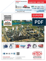 List Chemtech 2015 Exhibitors Directory