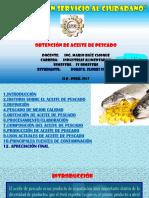 Aceite de Pescado