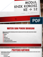 Modul korosi 12 Proteksi Katodik.pptx
