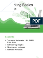 BAUET 1101 CH6 Networking Basics