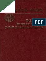 El Verbo Ruso Regimen Preposicional y Sin Preposiciones - 425