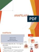 Angioedema urticaria anafilaxia