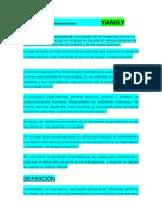 Psicologia Organizacional - Exposicion