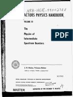 Naval Reactor Handbook Vol 3