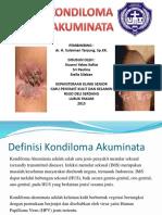 Kondiloma Akuminata Slide