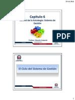 06-Capítulo 6_Implementación de La Estrategia_Sistema de Gestión