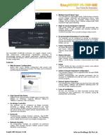 EasyIO30P Modbus BrochureV3.1.00