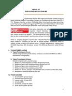 Modul - 20 Surveilans Hiv Aids & Ims