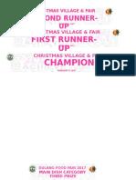 Trophy Label