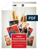 Laporan Evaluasi ICCO Periode 2013-2015