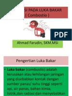 p.ahmad (Nutrisi Pada Luka Bakar)