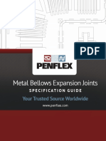 Penflex Expansion Joint Catalog