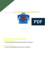 2. Epidemiology of Cvd Diseases