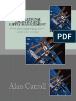International Logistics and Supply Management - Alan Carroll