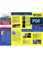 Programa Fiestas Agosto