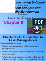 8 EQUITY RESEARCH PORTFOLIO MANAGEMENT