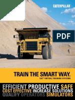 Caterpillar Virtual Training Systems Brochure R3