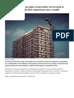 Guvernul Intervine Pe Piața Construcțiilor de... _ PROFIT