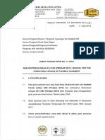 Manual on Pavement Design 2013