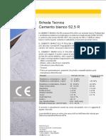 CEM Bianco ROLCIM 52.5R Rev.giugno2013 Def