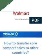Walmart Strategy - Presentation