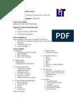 Other Uni - Adv Cad - DFTG-2332