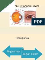 Anatomi Fisiologi Mata Rika